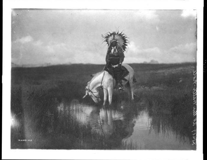 I primi nativi americani? Erano meno di 250 individui!