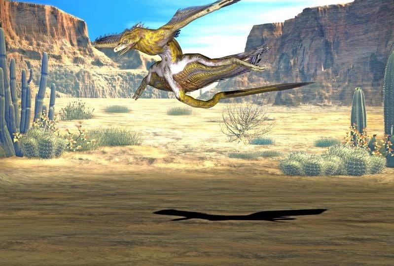 Scoperta la forfora anche nei dinosauri