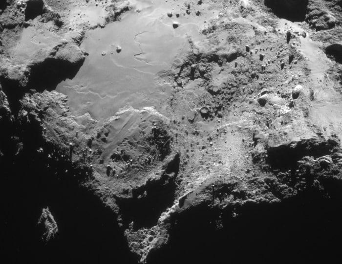 ESA: Rosetta ci mostra le incredibili immagini dalla cometa!