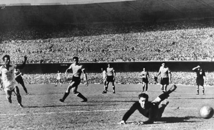 """Mondiali: il Brasile del '50 e la """"tragedia"""" del Maracanazo"""