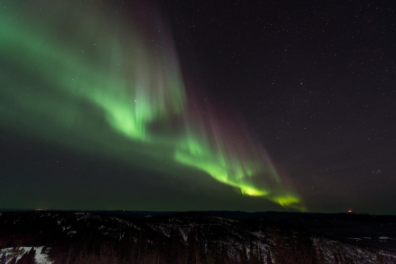 5 cose che non sai sull'aurora polare