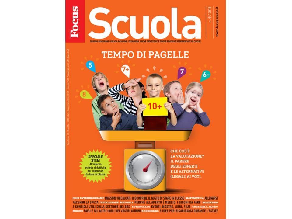 Sondaggio Focus Scuola