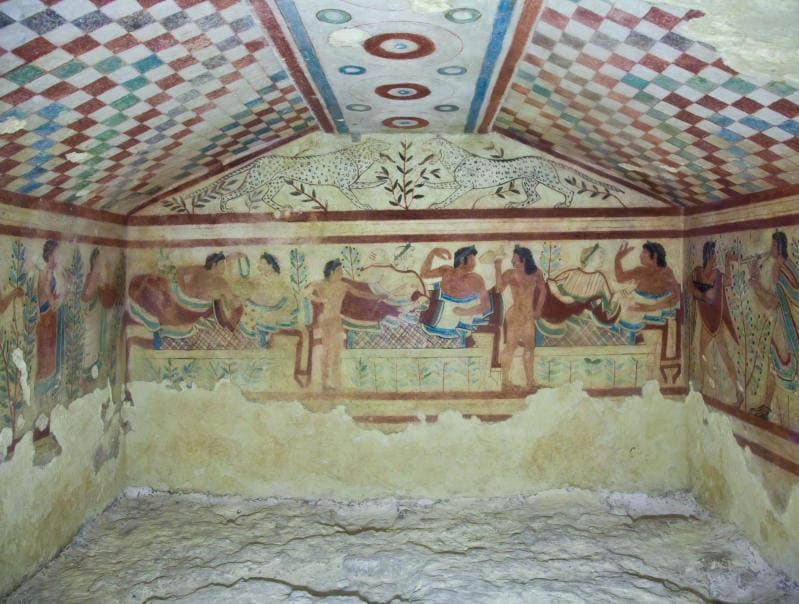 Etruschi: storia e origini di una civiltà misteriosa