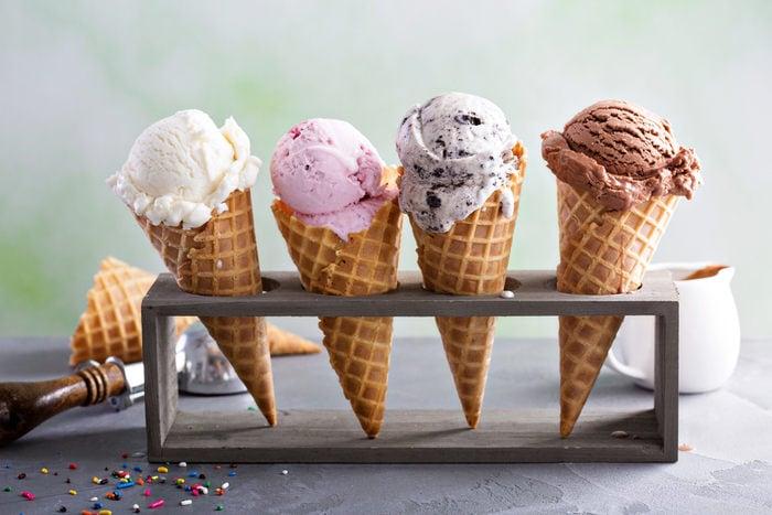 Dieci cose che non sapete sul gelato