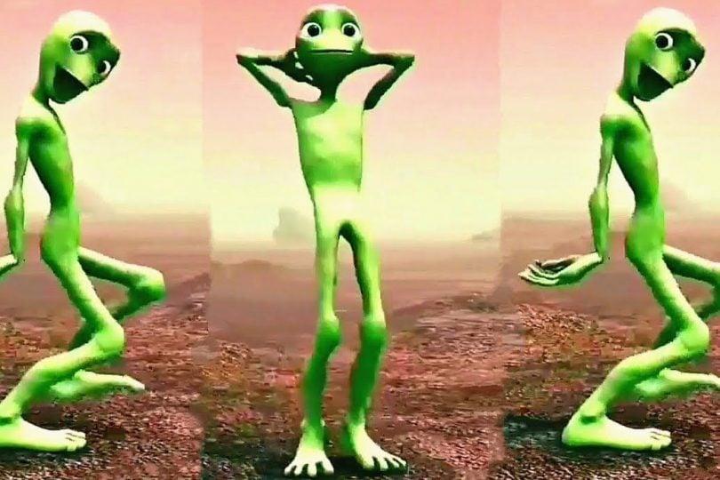 Dame tu cosita: un alieno che balla