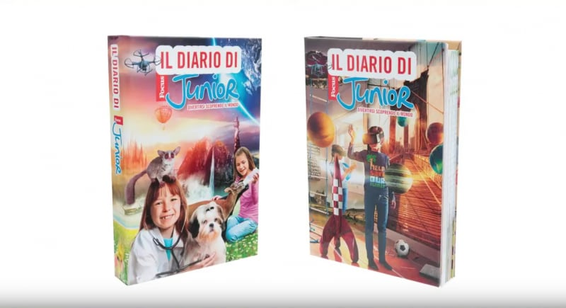 Arriva il Diario di Focus Junior!
