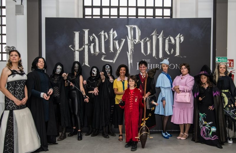 costumi veri di Harry Potter