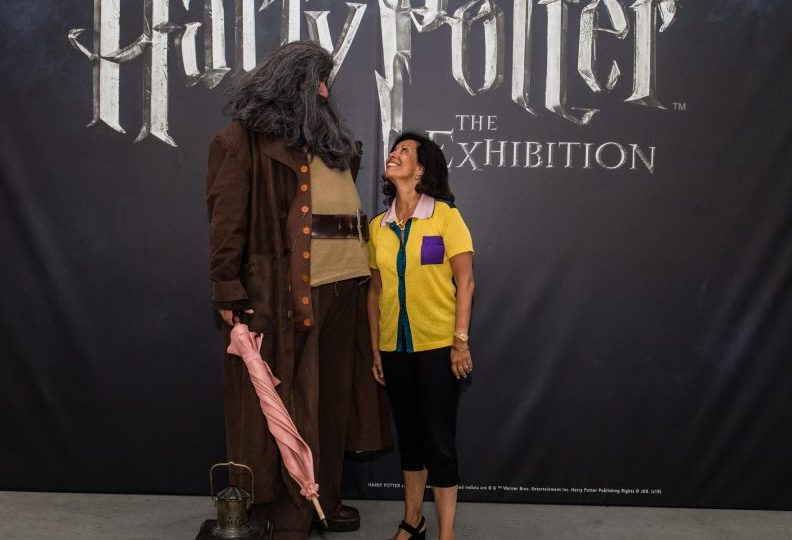 I cosplayers e i costumi veri di Harry Potter