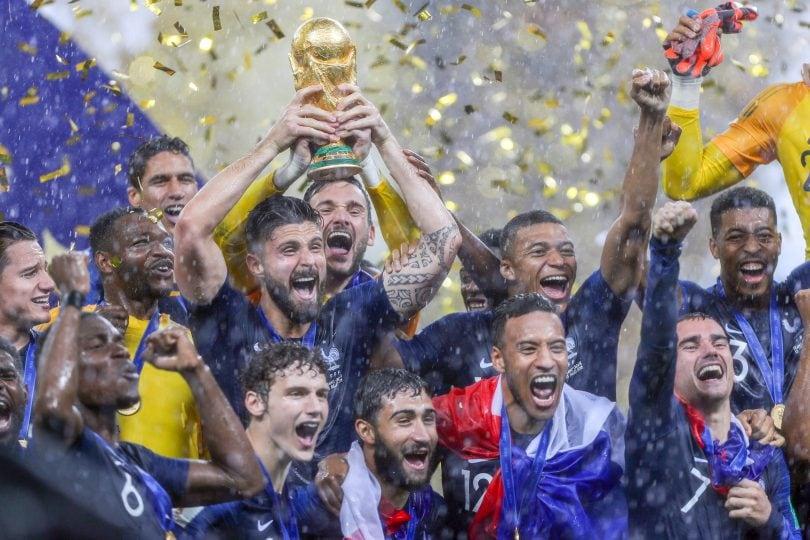 La Francia vince i Mondiali 2018 e festeggia alla grande