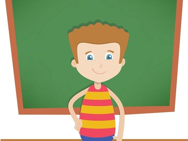 Scuola primaria: il verbo avere