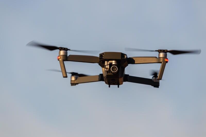 I droni del futuro? Si pilotano…Con il busto!