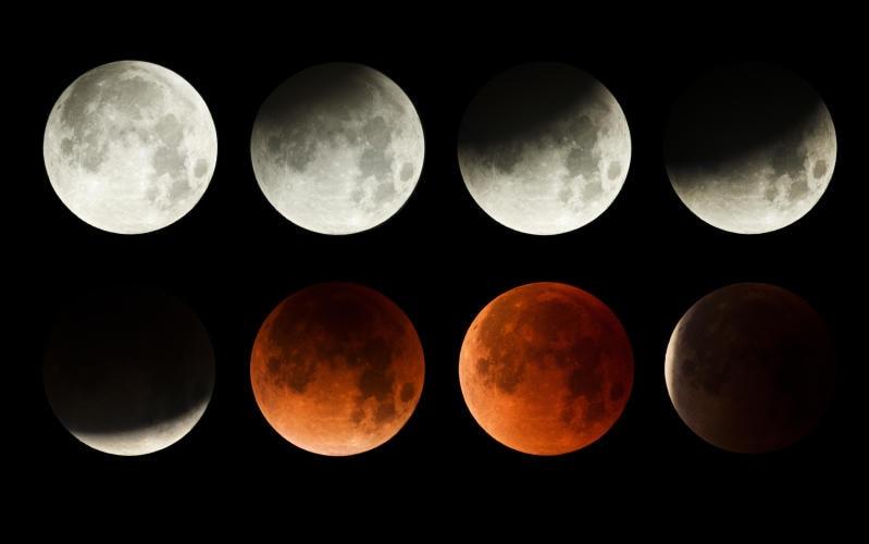 Eclissi di Luna del 27 luglio: dove si vedrà meglio?