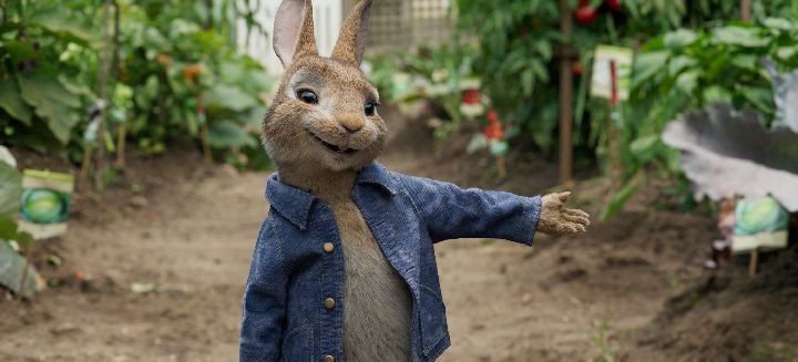 Peter Rabbit in home video: una clip esclusiva e 7 curiosità