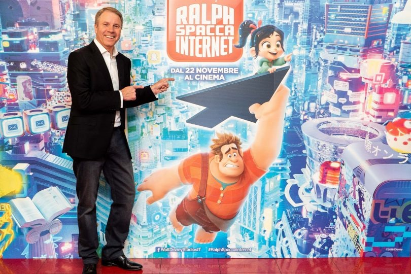 Ralph Spacca Internet, il nuovo film di Ralph Spaccatutto