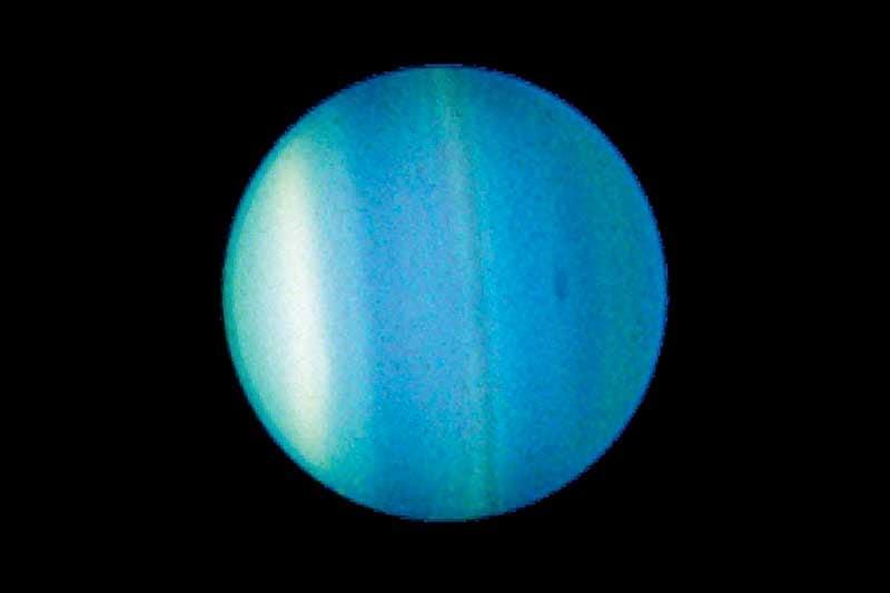 Urano, il pianeta misterioso, in uno strabiliante video