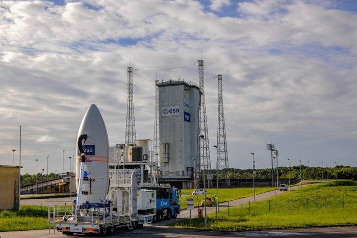 21 agosto | Il lancio del satellite Aeolus, il primo capace di misurare i venti