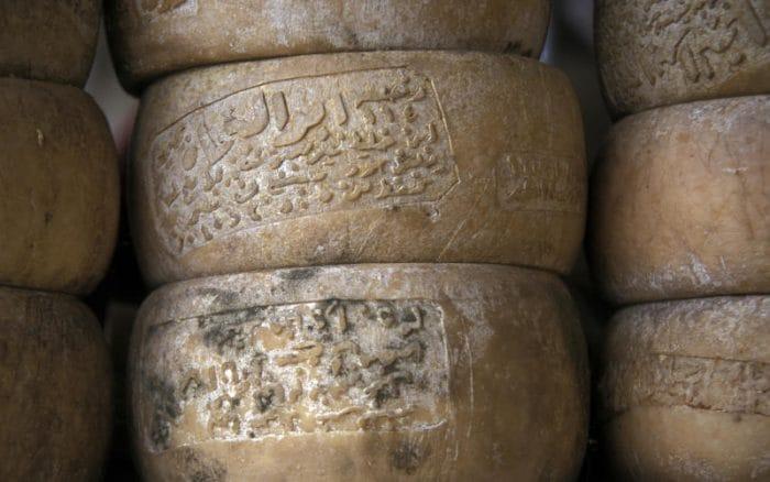 Scoperto in Egitto il formaggio più antico del mondo!