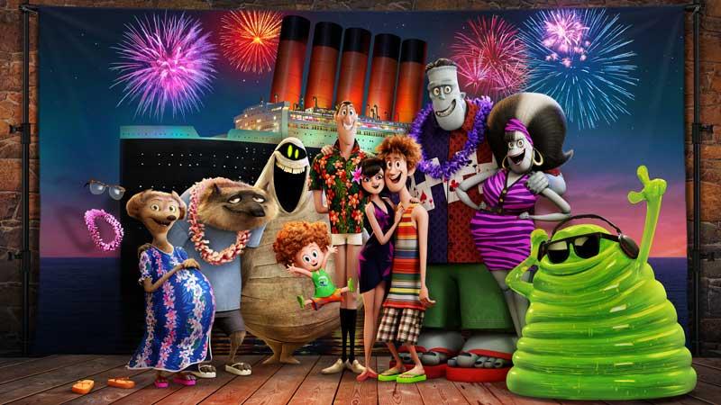 Hotel Transylvania 3 in Dvd e Blu-ray: una vacanza mostruosa