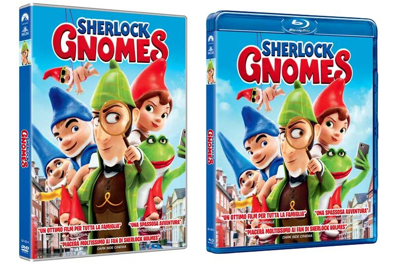 Sherlock Gnomes | Chi ha rapito i nani da giardino?