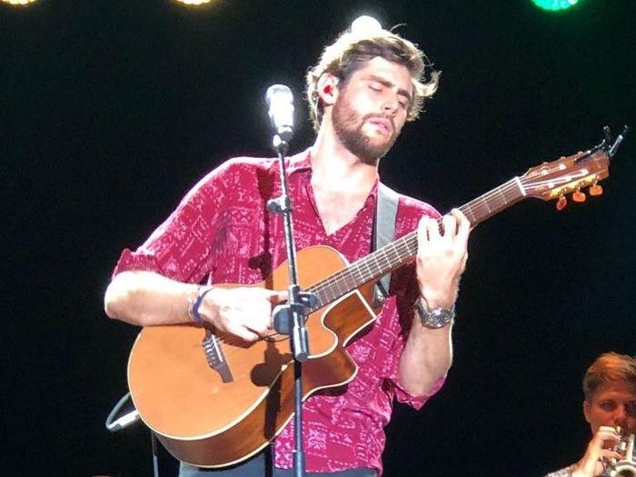 Junior Reporter: al concerto di Alvaro Soler!