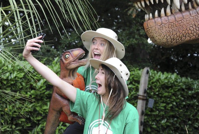 Barzellette sui dinosauri