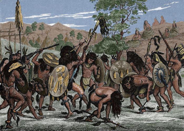 Chi sono gli Indiani d'America, i nativi americani