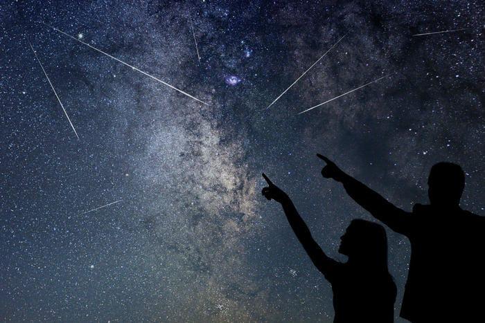 Stelle cadenti, dove (e come) guardare nel cielo