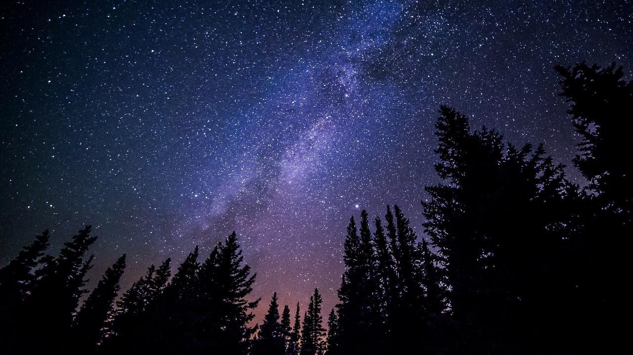 La doppia vita della Via Lattea