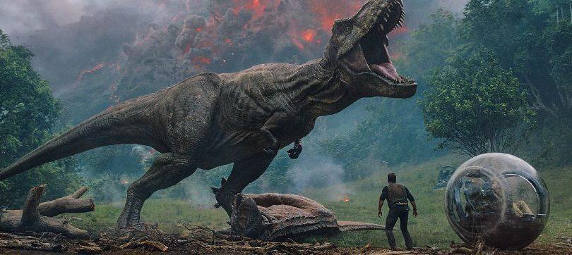 Esce Jurassic world: il regno distrutto in DVD e Blu-ray