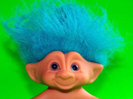 Che cos'è un troll?