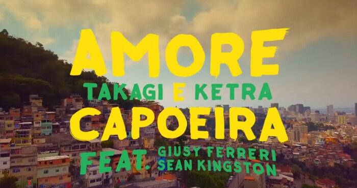 """""""Amore e Capoeira"""" vince il Wind Summer Festival 2018"""