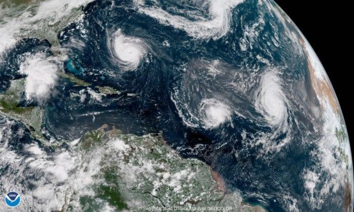 U.S.A: l'uragano Florence perde potenza ma continua a fare paura