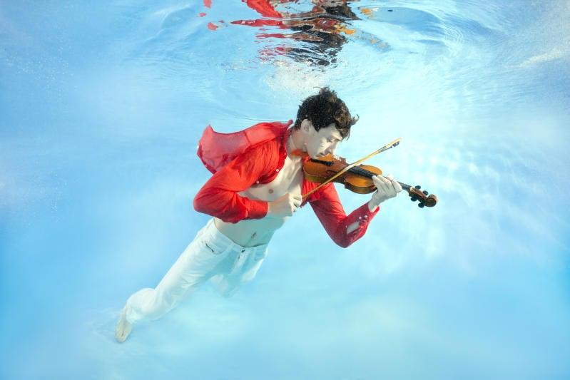 Una vita da sub: arte e sport sott'acqua!