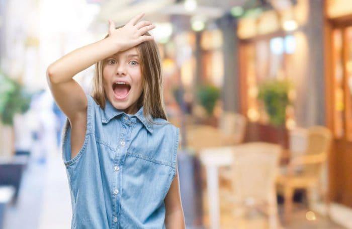 Primo giorno di scuola: occhio alle gaffe!