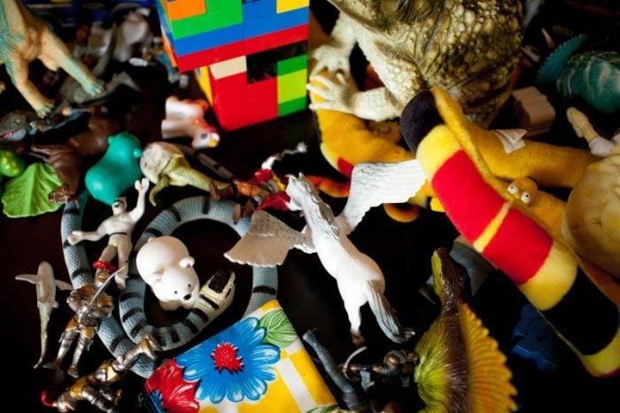 """""""Ce l'ho ce l'ho mi manca"""": il baratto dei giocattoli va in scena a Roma"""