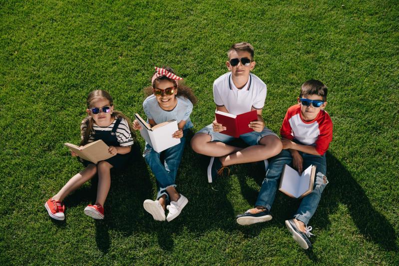 10 libri per affrontare l'inizio della scuola