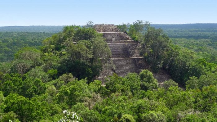 Maya: un radar laser svela un intero mondo nascosto!