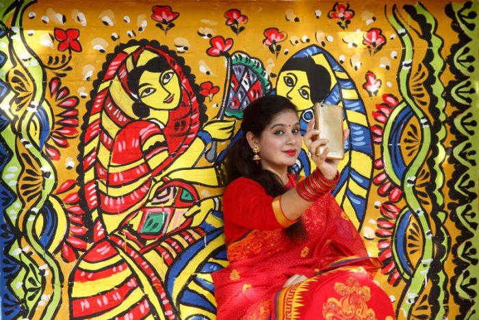 A quale opera d'arte assomigli? Te lo dice un selfie!