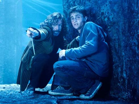 Perché in Harry Potter Sirius Black muore svanendo?