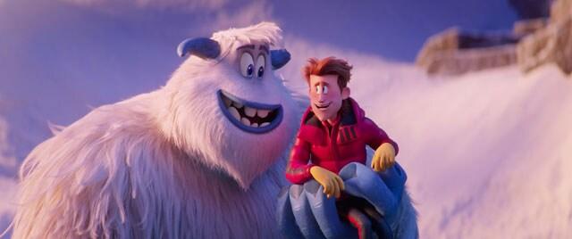 Smallfoot, il mio amico delle nevi: un simpatico Yeti in arrivo al cinema