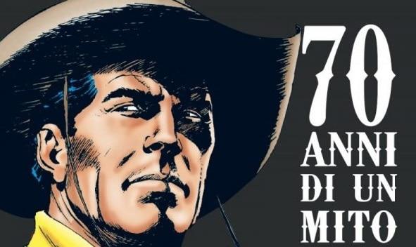 Tex compie 70 anni: la mostra dedicata al ranger antirazzista