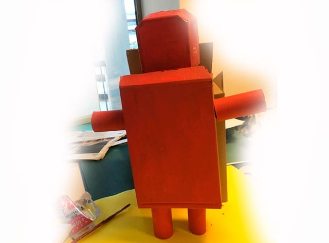 robot dei segreti