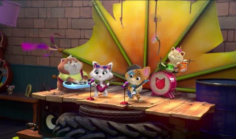 """Ecco """"44 Gatti"""", la nuova serie tv animata targata Rainbow"""