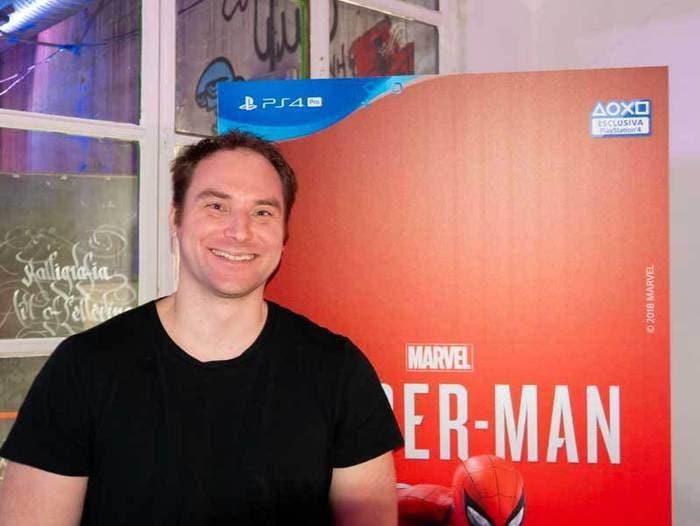 Intervista a Bryan Intihar, il direttore creativo del gioco Marvel's Spider-Man