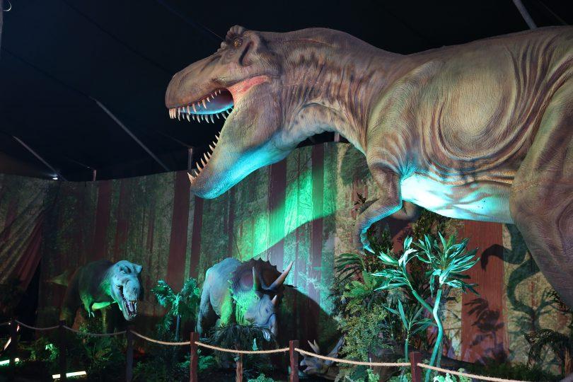 """""""Dinosaur Invasion"""": i dinosauri tornano in vita alla Fabbrica del Vapore di Milano!"""