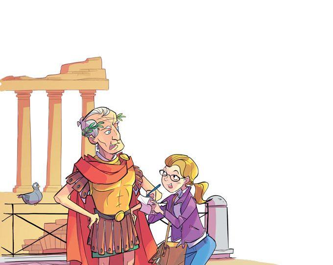 Giulio Cesare: condottiero, console e politico romano