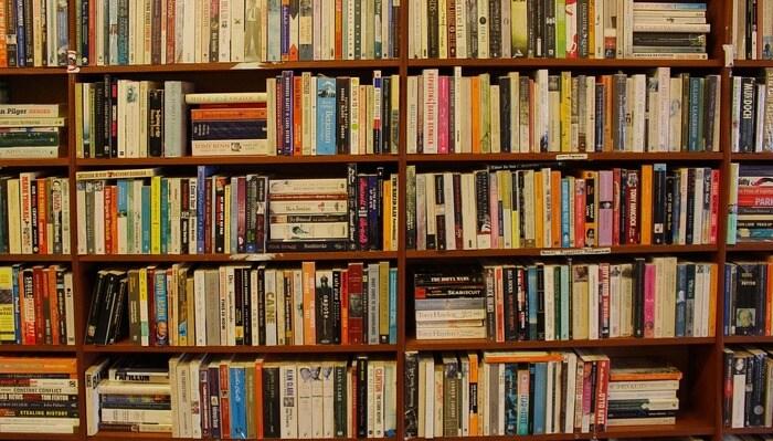 Crescere in una casa piena di libri ci migliora il futuro!