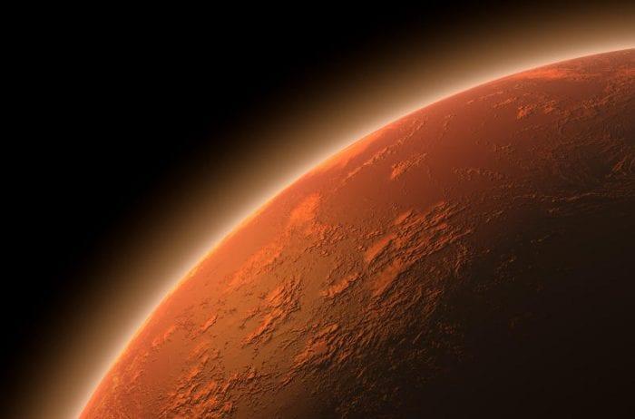 Su Marte l'ossigeno è nascosto nell'acqua!