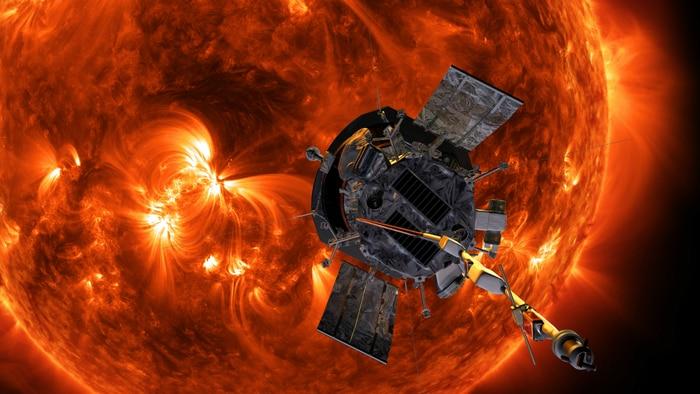 Record: la sonda Parker Solar Probe è l'oggetto costruito dall'uomo più vicino al Sole