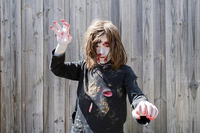 trucchi da zombie